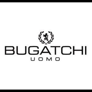 3 Bugatchi 100% Silk Ties